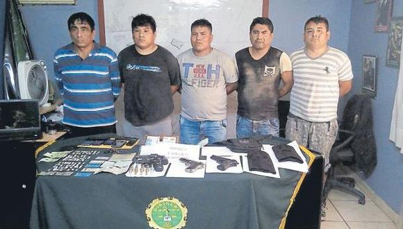 'Rápidos y Furiosos': dictan prisión preventiva para 2 'marcas'