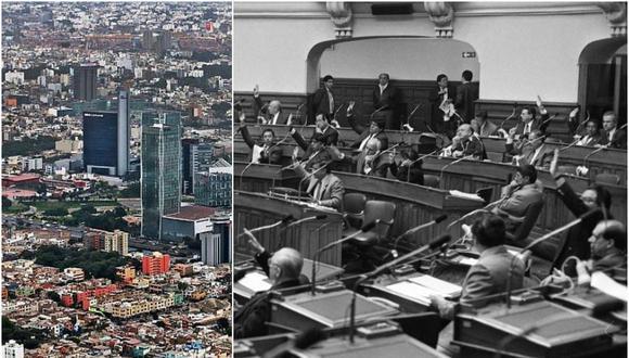 Si bien se llevaron a cabo reformas estructurales desde el inicio de la década de los noventa, la Constitución de 1993 sentó las bases para el nuevo sistema económico. (Foto: Archivo GEC)