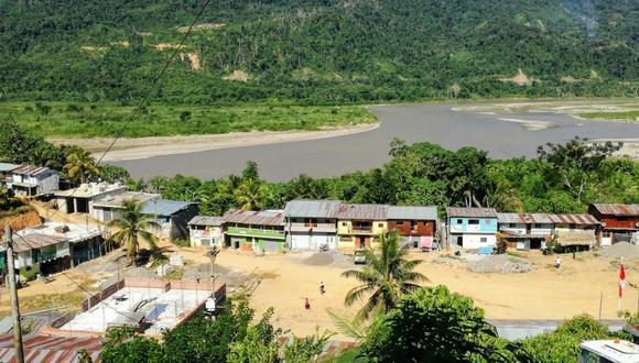 Vizcatán del Ene es el tercer distrito que menos recursos percibe en la provincia de Satipo. (Foto: Archivo)