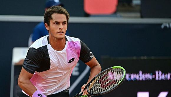 Juan Pablo Varillas cayó ante Thiago Tirante en la final del ATP Challenger. (Foto: Instagram)