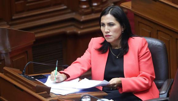 Ministra de Educación confía en que Pleno del Congreso no aprobará investigación a la Sunedu. (Foto: Andina)