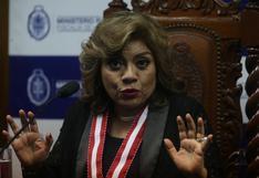 Separan a fiscales Sánchez y Castro del equipo especial tras conocerse reunión con Vizcarra