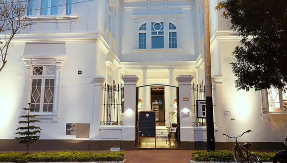 La construcción de la mansión barranquina donde hoy se ubica el Hotel B terminó en 1914 y fue diseñada como residencia de verano para una familia limeña. Fotos: Hotel B.