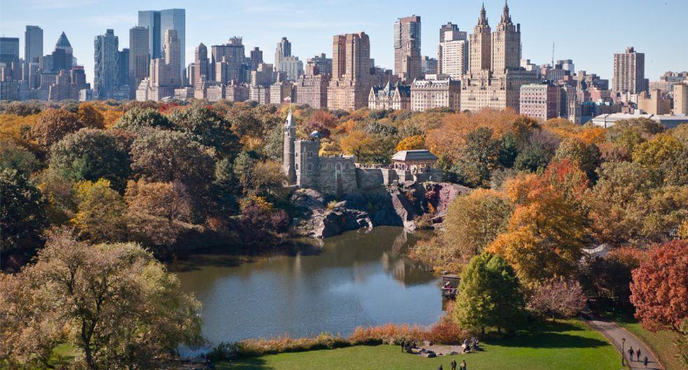 Seis razones por las cuales Nueva York tiene el mejor otoño - 1