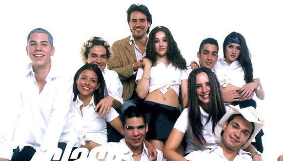 """La telenovela juvenil """"Clase 406"""" fue capaz de unir dos generaciones (Foto: Televisa)"""