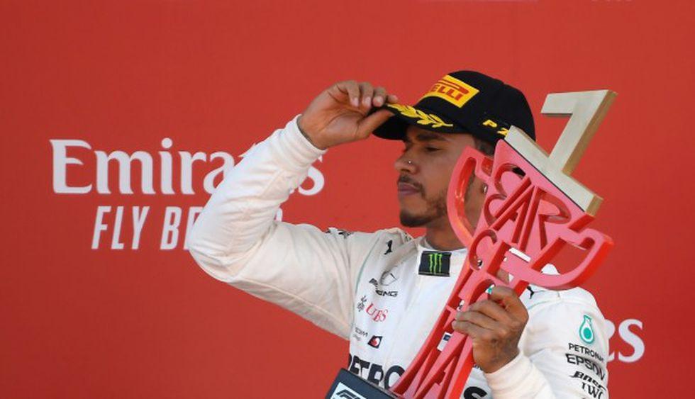 Lewis Hamilton es el gran favorito para este fin de semana. (Foto: AP)