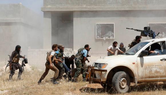 Siria: Proyectil cae sobre mitin electoral y mata a 21 personas