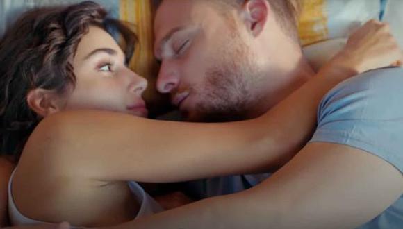 'Love is in the Air' está protagonizada por los actores Kerem Bürsin y Hande Erçel. (Foto: Fox Turquía)