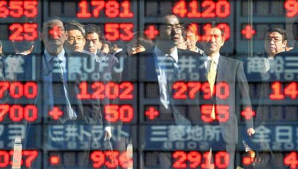 Bolsas Asiáticas terminan sesión con resultados mixtos