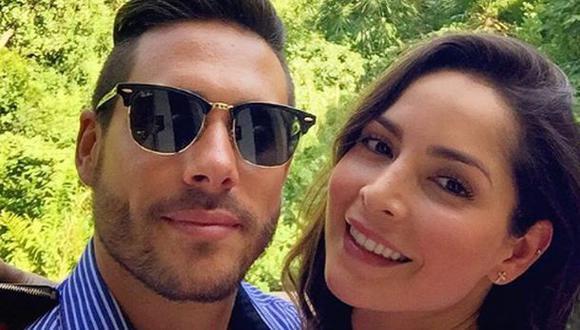 Carmen Villalobos se casará con Sebastián Caicedo. (Video y fotos: Instagram)