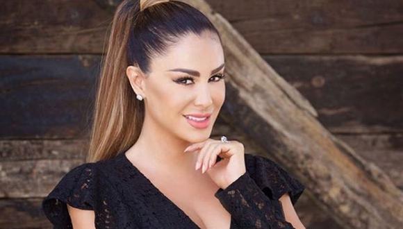 La actriz mexicana ingresó a la producción de Telemundo en la temporada 6 con el personaje de Evelina. (Foto: AFP)