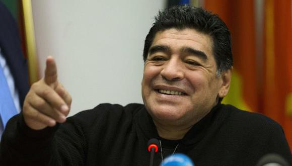 """Diego Armando Maradona: """"¿Volver a jugar? Ni lo sueñen"""""""