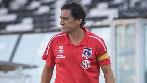 Mario Salas fue campeón nacional con Sporting Cristal en 2018. (Foto: Colo Colo)