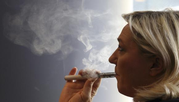 OMS dará recomendaciones sobre el uso del cigarro electrónico