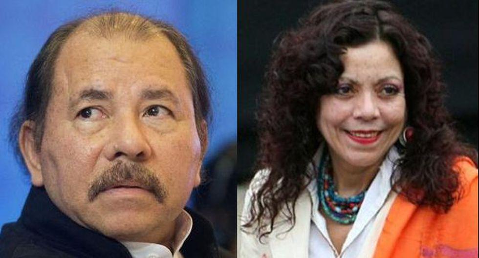 Nicaragua: La polémica esposa del presidente Ortega [PERFIL]