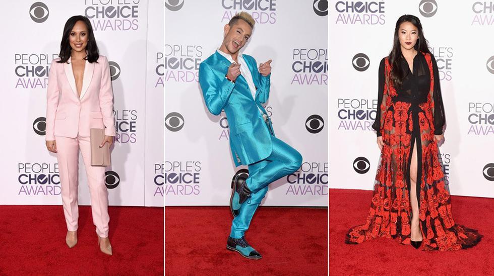 People's Choice Awards: desfile de famosos en la alfombra roja - 8