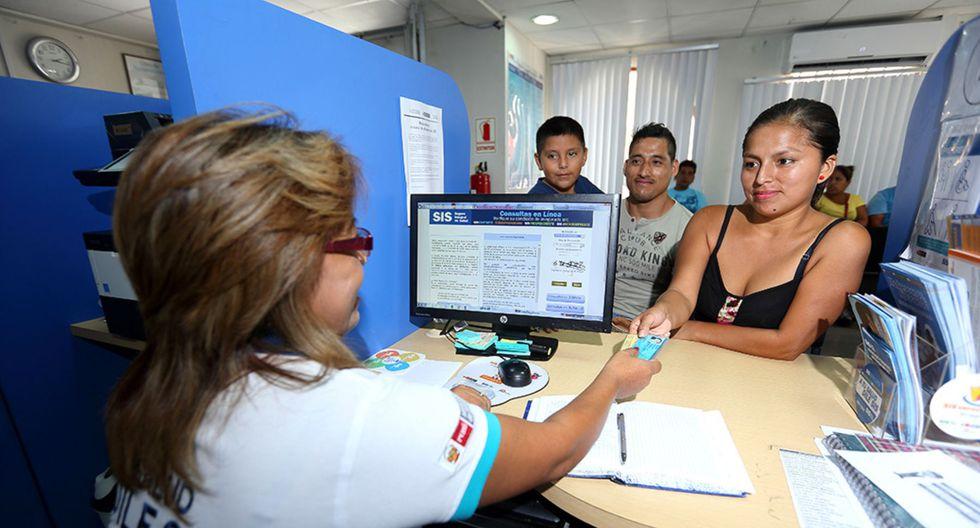 El presidente Martín Vizcarra Cornejo, quien anunció que se destinará 900 millones de soles para el financiamiento de la Cobertura Universal de Salud. (Foto: Andina)