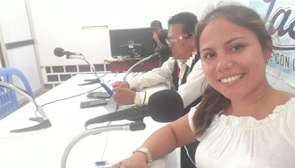Joven periodista sería una nueva víctima de feminicidio. Su esposo fue detenido. (Foto: Daniel Carbajal)