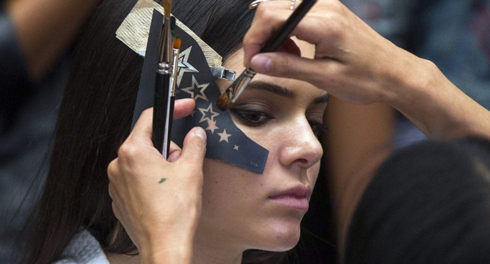 Kendall Jenner asustó a varios de sus seguidores con un video. (Reuters)