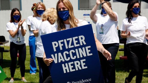 L'appel à la vaccination se répand.  (Photo : Getty Images).