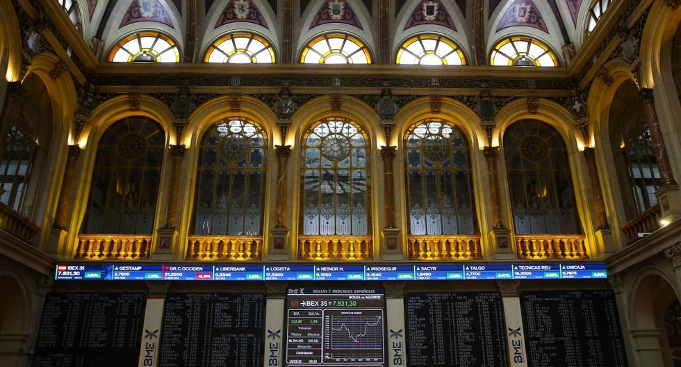 Luego de unas horas de indefinición, los mercados europeos han recuperado posiciones. (Foto: EFE)