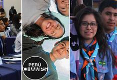 Los niños y niñas del Perú que se reúnen para transformar al país [INTERACTIVO]