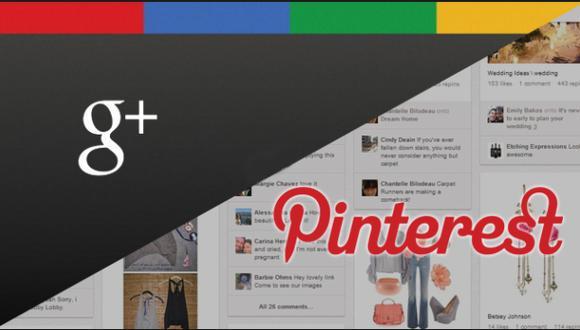 Pinterest: Google le haría la competencia con su red social