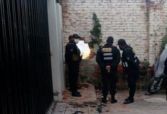 Cusco: un grupo de internos se amotina y fuga de Centro de Rehabilitación Marcavalle