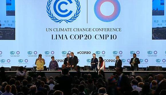 COP20: ¿Cuál es la relevancia del foro que se realiza en Lima?