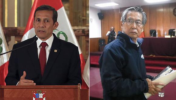 En el 2013 Humala denegó indulto a Alberto Fujimori [VIDEO]