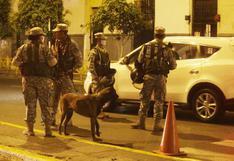 Toque de queda regirá desde las 9 p. m. hasta las 4 a. m. en Lima y Callao desde el lunes 19 de abril