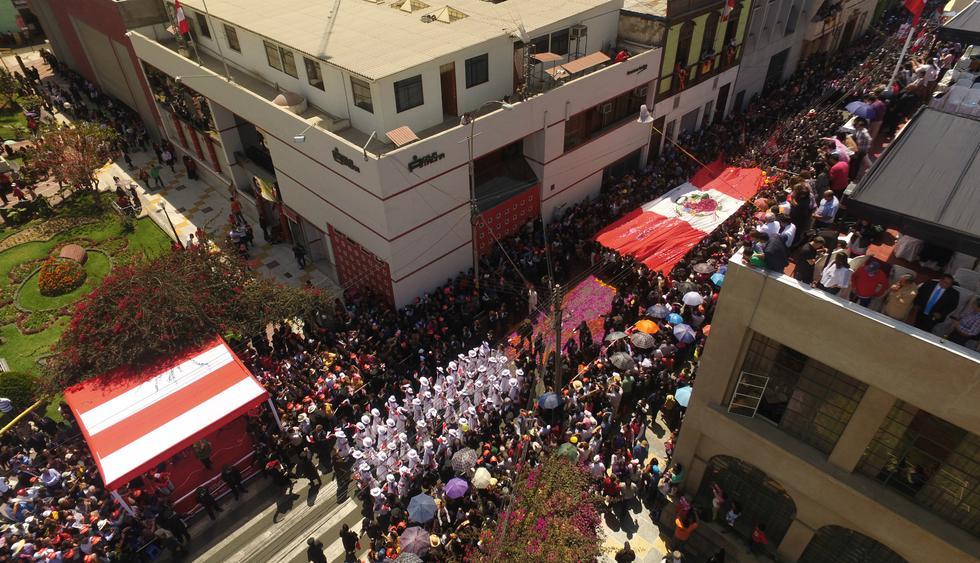 la Reincorporación de Tacna al Perú, jarana que se llevará a cabo el 28 de agosto en la región sureña. (Foto: PromPerú).