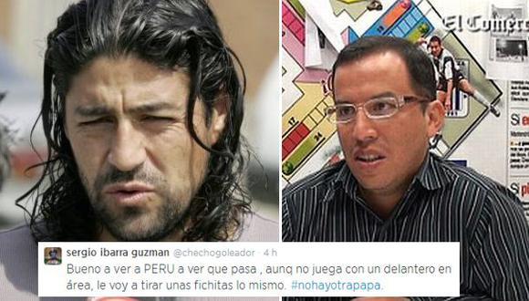 Perú-Inglaterra: Reacciones en Twitter tras la derrota peruana