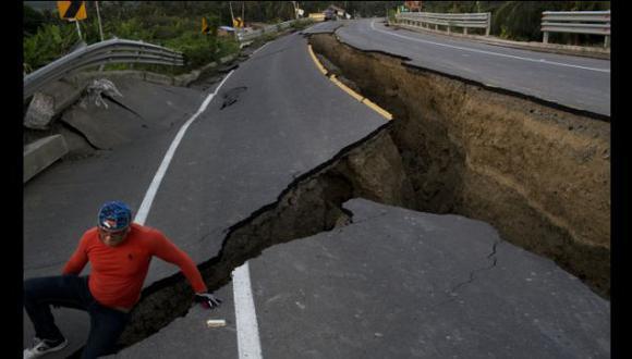 Ecuador sigue temblando: 575 réplicas tras terremoto del sábado