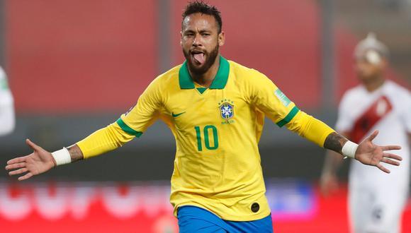 Copa América 2021: conoce el fixture de la selección de Brasil para el certamen continental | Foto: AFP