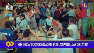 """Conoce más sobre """"Doctor Milagro"""", la nueva producción turca transmitida por Latina TV"""