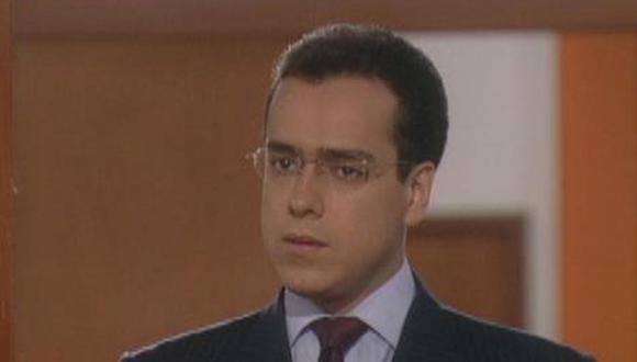Uno de los principales atractivos que tenía el personaje de Don Armando en la telenovela colombiana era su impecable peinado (Foto: Jorge Enrique Abello / Instagram)