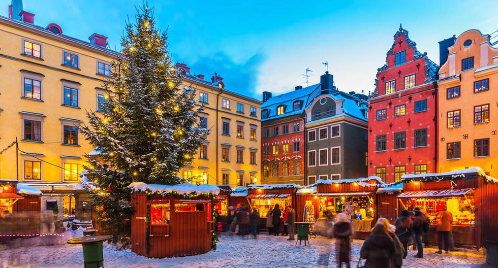 Estocolmo. La capital sueca tiene un encanto único: el Gamla Stan. El antiguo centro de la ciudad data del siglo XIII con construcciones medievales, callejones y calles empedradas. (Foto: Shutterstock)