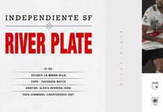 River Plate vs. Santa Fe EN VIVO vía ESPN: sigue EN DIRECTO el partido por la Copa Libertadores