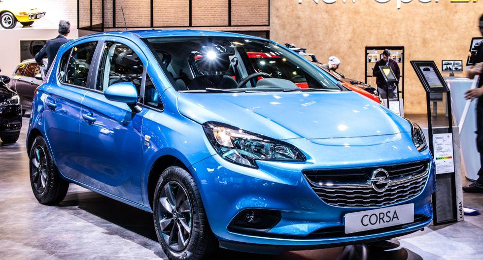 5. Opel Corsa (189.010). (Foto: Shutterstock)