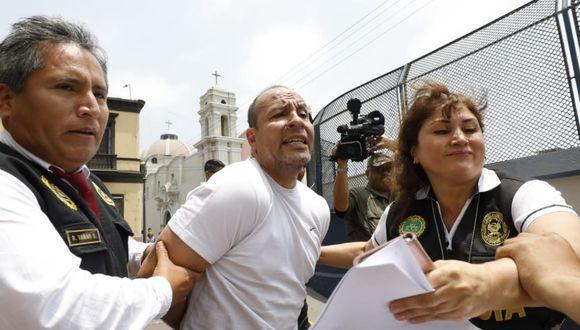 Bazán Gutiérrez es procesado por los presuntos delitos de tocamientos indebidos y actos libidinosos sin consentimiento. (Foto: GEC)