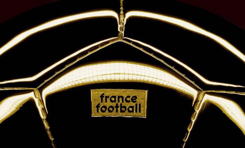 El Balón de Oro se entregará antes de la final de la Copa LIbertadores. (Foto: France Football)