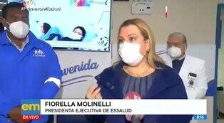 EsSalud implementa centros oncológicos para el tratamiento preventivo del cáncer