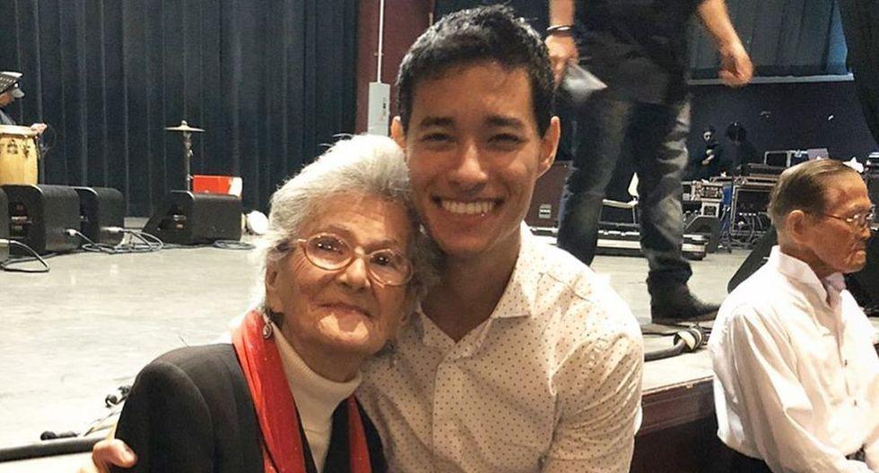 Tony Succar se despide de su abuela que acaba de fallecer con emotivo mensaje. (Foto: Instagram)