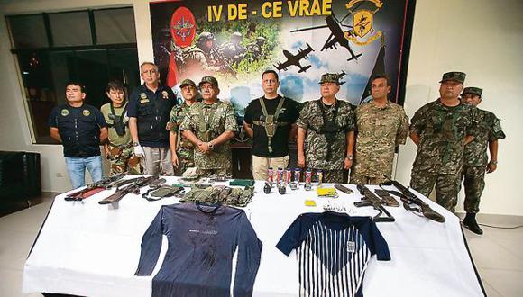 Las Fuerzas Armadas dan por muerto al terrorista 'Antonio'