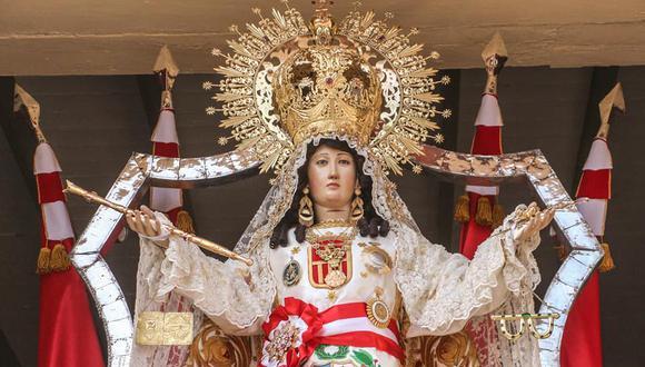 Este 24 de septiembre se celebra el Día de la Virgen de las Mercedes, patrona de los reclusos. (Foto: Diario Regional de Piura)