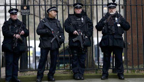 Reino Unido ha frustado 13 ataques terroristas desde 2013