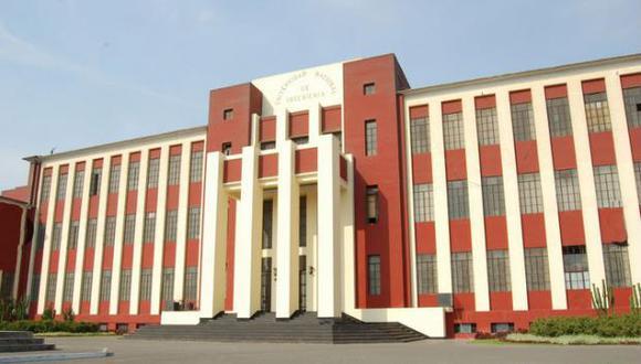 Todas las pruebas se realizarán en el campus de la UNI, ubicado en la Av. Túpac Amaru 210 – Rímac, desde las 9 hasta el mediodía. (Archivo)