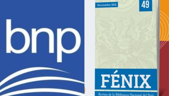 Biblioteca Nacional del Perú anuncia convocatoria para la nueva edición de la revista Fénix. (Foto: Facebook de la Biblioteca Nacional del Perú)