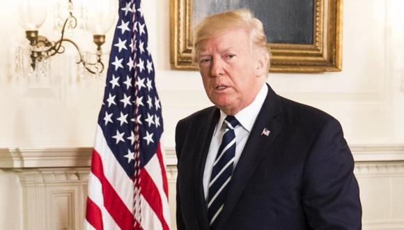 """""""The Washington Post"""" reveló que se intentó un posible viaje del abogado de Donald Trump a una conferencia económica en Rusia que contaría con la presencia del presidente Vladimir Putin. (Foto: EFE)"""